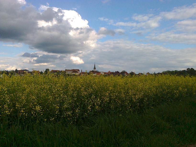 und eine der 3 Kirchen im Hintergrund